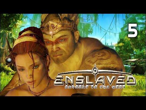 Enslaved: Odyssey To The West   Прохождение с комментариями. Часть 5