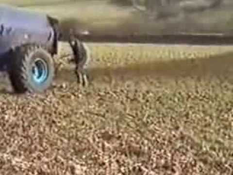 Manure Spreader Fail
