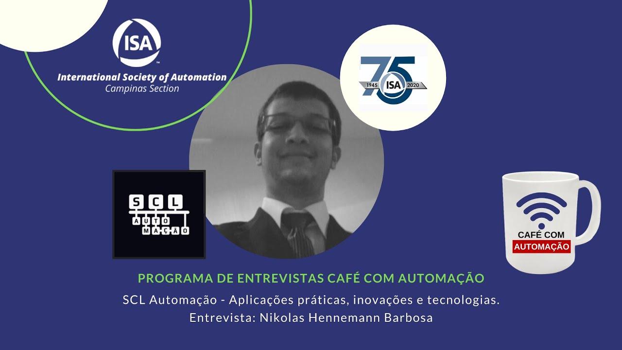 Café Com Automação - Nikolas Hennemann Barbosa- SLC Automação