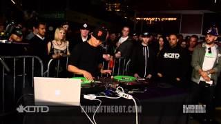 KOTD - DJ Battle - DJ Jooce vs DJ Jimmi Riggs