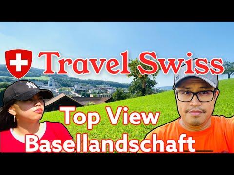 Download #SwissView  #TopView 2021 Basellandschaft