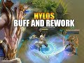 HYLOS GOT A SECRET BUFF AND REWORK - 1000 Diamonds Giveaway - Mobile legends - Tips - Guide