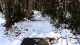 Hiking Trails of Nova Scotia - Kejimkujik National Park, Mersey River Trail