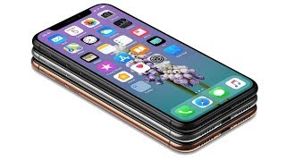 ОБЗОР iPhone 8, iPhone 8 Plus, iPhone X. Я в шоке от новых ФИШЕК..