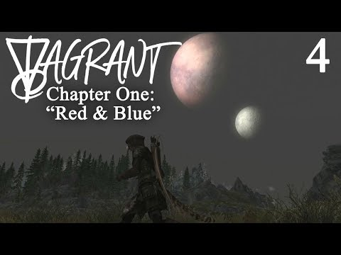 "Vagrant - Ch 01, Ep 04 - ""Cross-Country"""