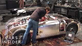 How To Build A Car By Hand