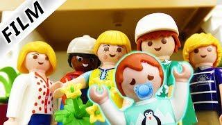 Familie Vogel - EMMA WIRD NIE ERWACHSEN - Für immer ein Baby | Kinderserie Playmobilm Film deutsch