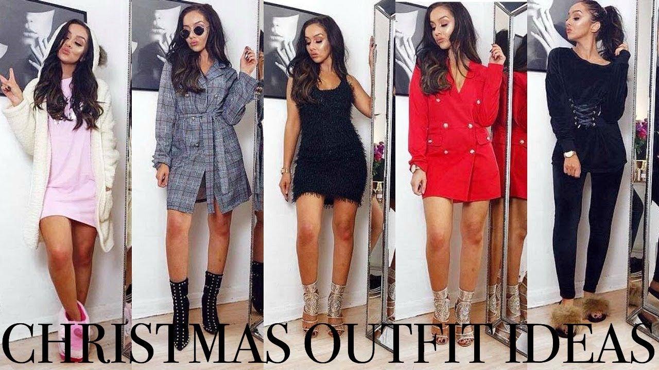 christmas day christmas outfit