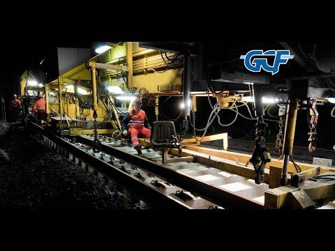 GCF Cantieri - Rinnovamento ferroviario