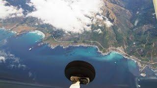 Landing in Salinas, CA | Cessna 172 | ATC Audio