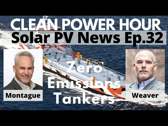 True Value of Solar | Texas Grid Fail | Zero Emissions Tankers | Battery Testing with DNV | CPH Ep32