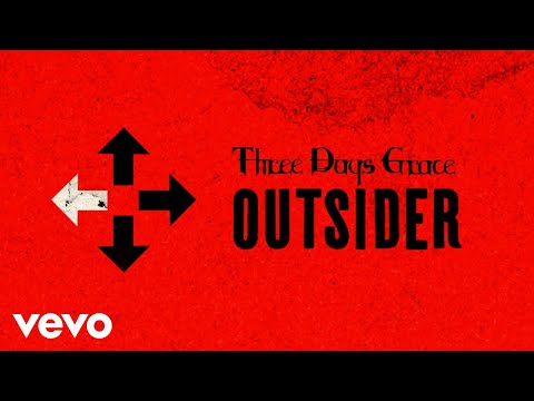Three Days Grace  I Am An Outsider Audio