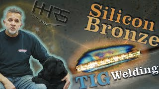 Silicon Bronze Tig Brazing / Welding ft. Holohan's Hot Rod Shop