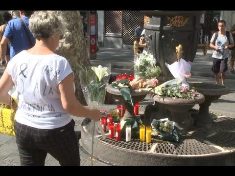 Thumbnail: Barcelona Reels From Deadly Terror Attack