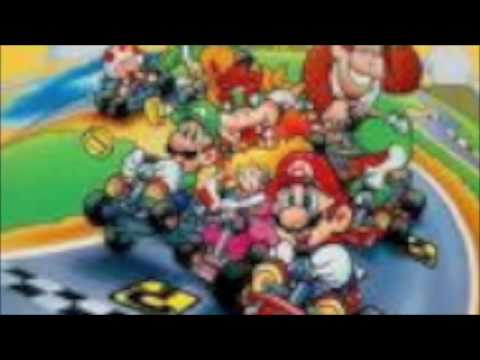 Mario Kart Wii *MUSIC* - SNES Course Collection Mp3 Downlaod