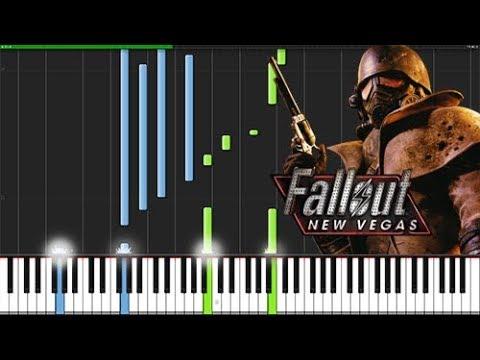 Main Theme - Fallout: New Vegas [Piano Tutorial] (Synthesia) // Mr.Meeseeks Piano