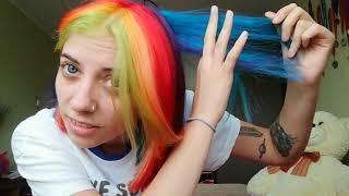 Обзор цветной краски для волос Nexxt creative collection