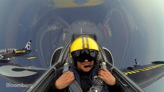 Now You Can Ride Shotgun With Breitling's Jet Team