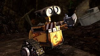 WALL-E - Part 1 [Playstation 3 Gameplay, Non-Commentary]