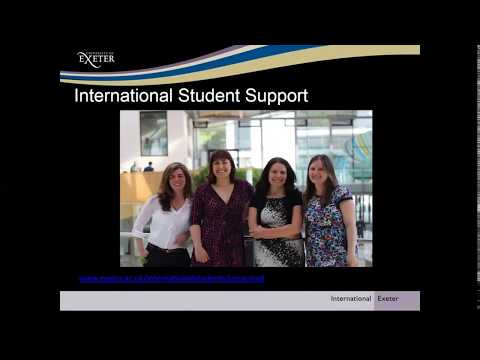 """Вебинар """"Study at the University of Exeter with Global Education"""""""
