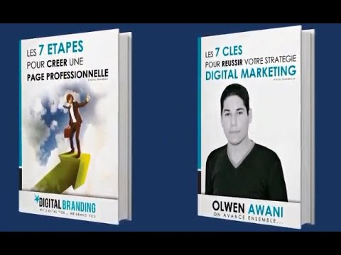 Digital Marketing et publicité #Facebook Formation entrepreneurs