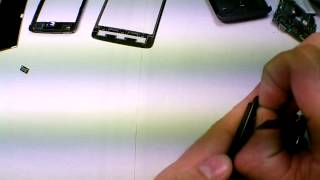 Замена дисплея на Philips W732(, 2014-06-21T05:20:22.000Z)