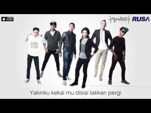 WAPITU COM Hyper Act Takkan Pergi Official Lyrics Video