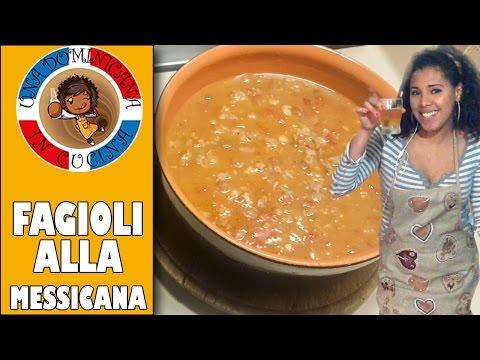 Fagioli alla messicana (ricetta)