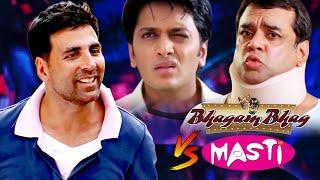 Bhagam Bhag V/S Masti - Best of Hindi Comedy Scenes   Akshay Kumar - Paresh Rawal - Riteish Deshmukh