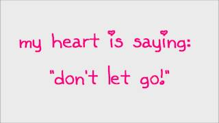 Glee - Hopelessly Devoted To You (Lyrics) HD