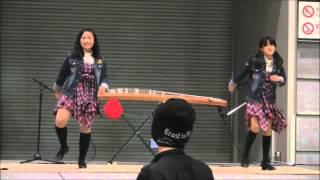 福島県郡山市ビッグパレットにてキラキラフェスタのステージに出演させ...