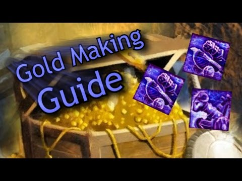Guild Wars 2 Siege Equipment Gold Making - Skill Points Into Gold