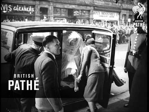A Royal Wedding In Mayfair (1949)