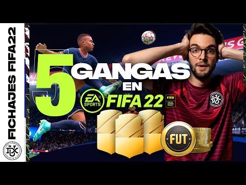 5 GANGAS de FIFA 22   con PABLO y EKA2310