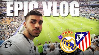 Real Madrid 1-1 Atlético de Madrid | FINAL UEFA CHAMPIONS LEAGUE 2016 | EPIC VLOG