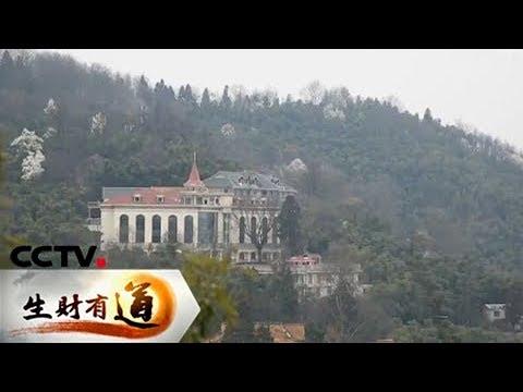 《生财有道》 20180109 生态民宿聚创客   CCTV财经
