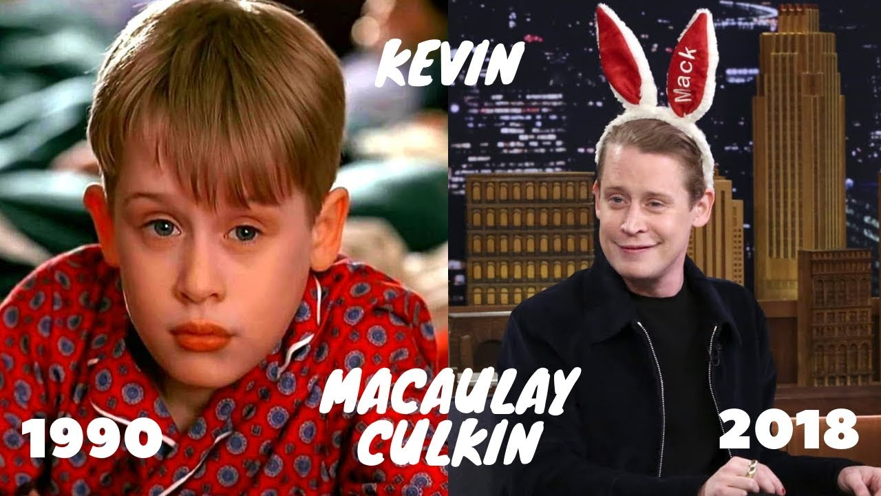 Home Alone 1990 Cast Then And Now 2018 Real Name And Age 2018