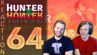 SOS Bros React - HunterxHunter Episode 64 - Slow Mo Training