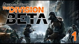 The Division Beta #1 Apokalypse in New York