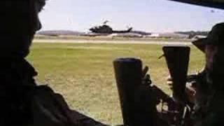 Vietnam Era Airmobile Operation Reenactment