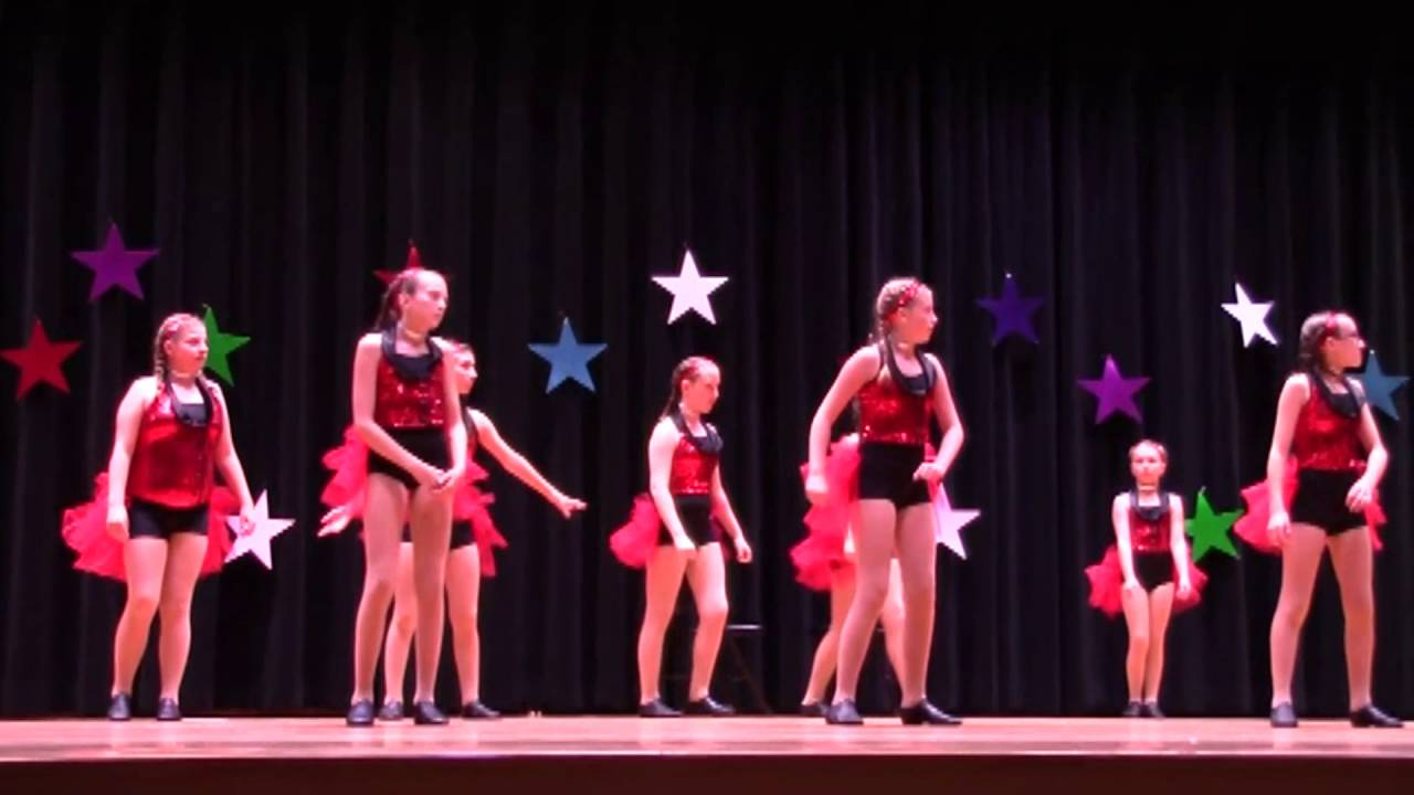 Tiffany Dance Recital  5-20-16