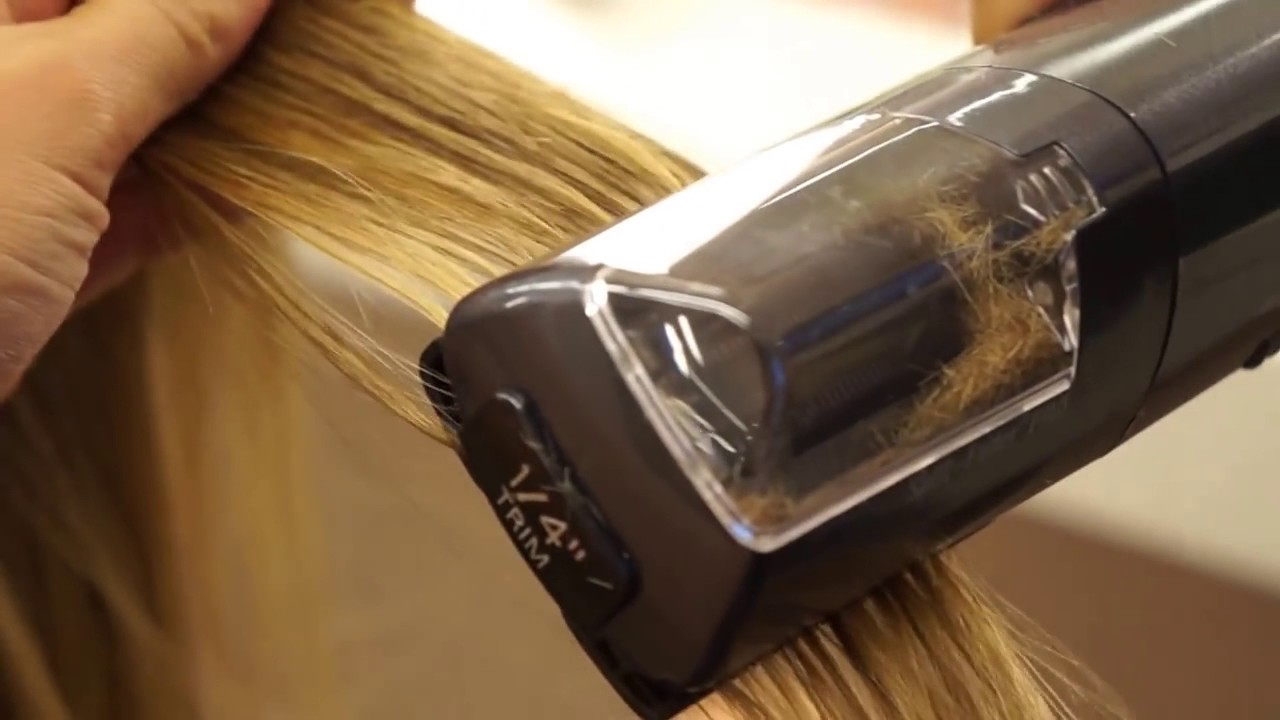 Расческа для секущихся волос
