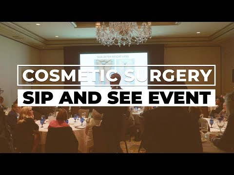 Northern Virginia Cosmetic Surgery Sip and See Event March 7th, 2019