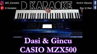 Download KARAOKE-DASI DAN GINCU DANGDUT KOPLO
