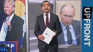 ???????? ???????? Russia and the US: Who is undermining democracy? | UpFront