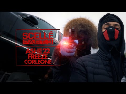 Youtube: ASHE 22 – SCELLE PART. 3 FEAT. FREEZE CORLEONE