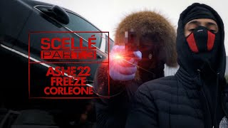 ASHE 22 - SCELLE PART. 3 FEAT. FREEZE CORLEONE