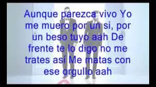 LETRA UNA CITA ALKILADOS lyrics