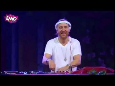 David Guetta Tocando Funk Tomorrowland Brasil (GTA - Bola Mashup)