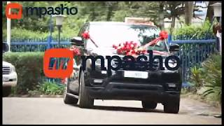 Zari Hassan here is your new Range Rover from Ringtone